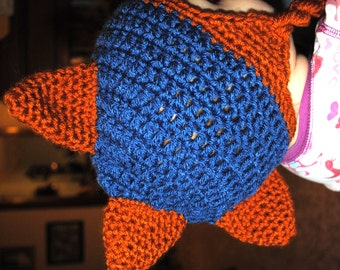 Dragon/Dinosaur Hat, Crochet--Baby,Toddler, Child, Teen, Adult Sizes