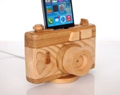iPhone dock - iPhone 6 Plus / iPhone 6S Plus - iPhone 4 / 4S / 5 / 5S / 5C / iPhone 6 / 6S -  iPod touch compatible