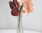 Build Your Own Felt Flower Bouquet