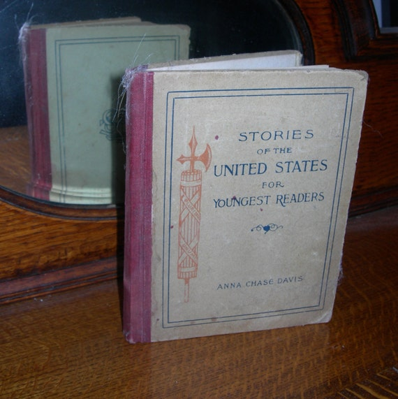 1896 Antique Book -First Edition