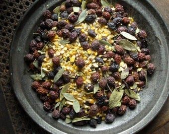 Sweet Corn Bread Potpourri / Fixins with refresher oil