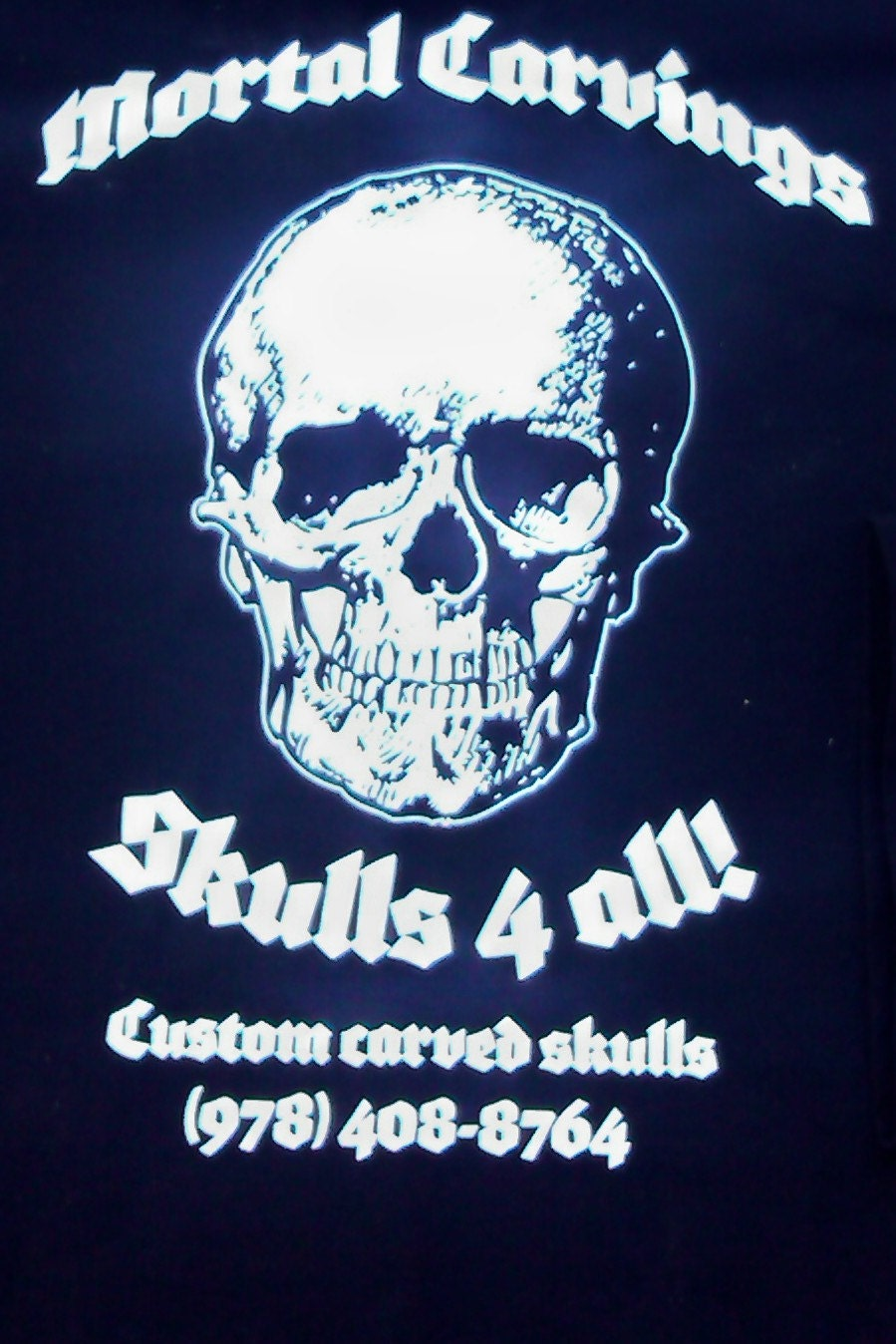Mortal Carvings by Skulls4All on Etsy