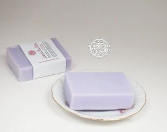 Lavender Shea Butter Soap, Lavender, Shea Butter, Soap