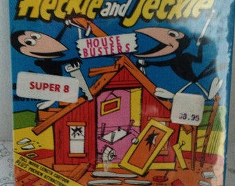 Heckle and Jeckle House Busters Vintage 8MM (Super 8) Film