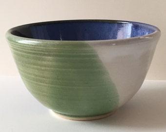 Tri-colored Bowl