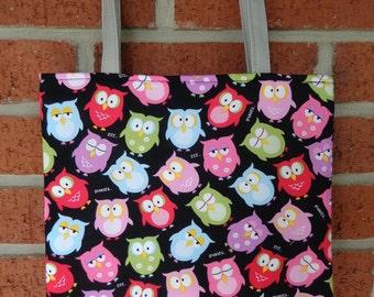 Totie Bag: Owl