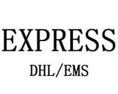 express extra shipping cost,DHL or EMS depends on country to ship