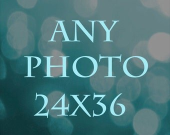 24x36 Print - Any Print From Seven Eleven Studios - Photography, Home Decor, Photograph