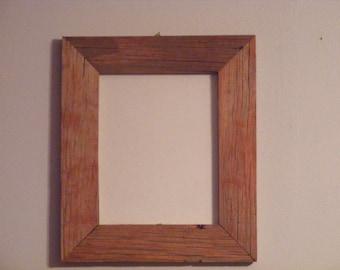"""8"""" X 10""""  Vintage Barnwood Frame"""