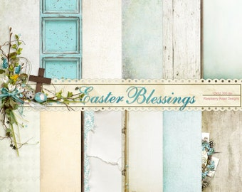 Easter Blessings Paper Set