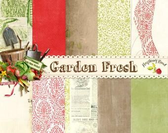 Garden Fresh Paper Set