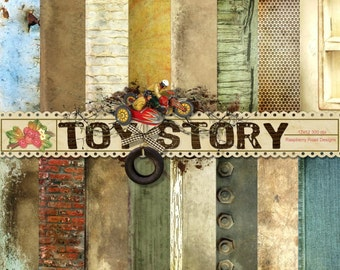 Toy Story Paper Set