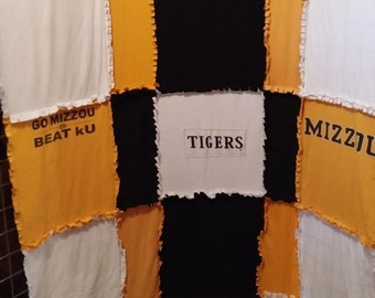 Mizzou For Life T-Shirt Blanket