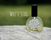 Natural cologne spray - woodsy spruce balsam - WHITE STAG - 1 one ounce spray bottle