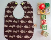 Muscle Car Baby Bib