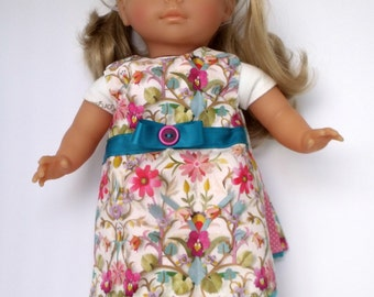 Dolls Dress for 36cm/14inch size dolls in Liberty of London