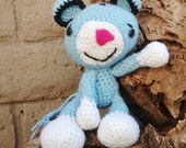 Amigurumi Crochet CAT! Custom Made, Great for KIDS!