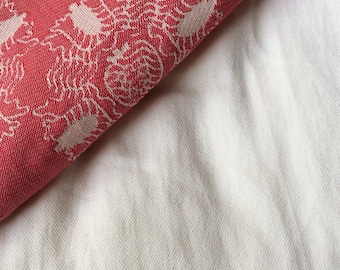 WCMT from Yaro Red and body panel from Didymos Chiara