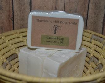 Organic Castile Soap 100% Olive oil-Real Castile Soap