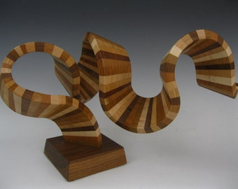 modern sculpture abstract sculpture wood sculpture