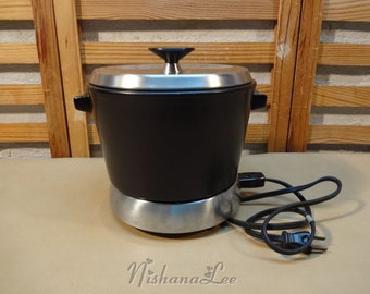 old west bend slow cooker manual