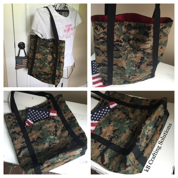 Military Simple Tote