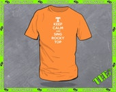 Keep Calm and Sing Rocky Top T-Shirt - TEEz by Custom Decalz