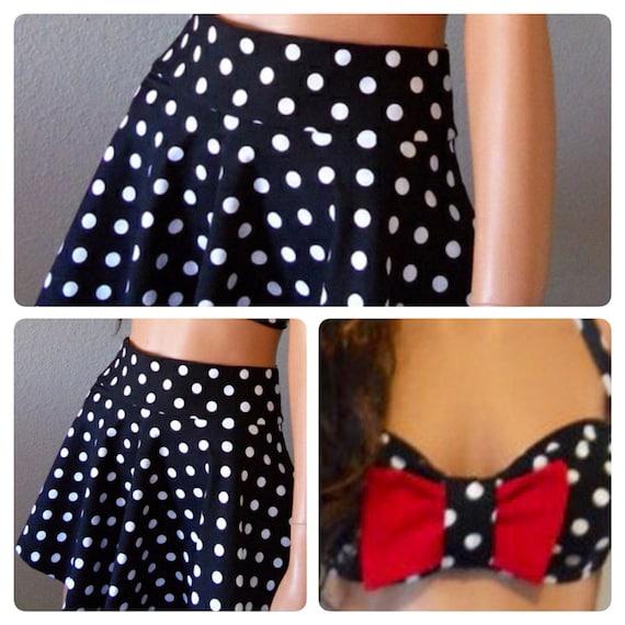 Skirt Bottom Bathing Suits 109
