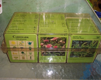 My Green Gardens Plant Cards 1987 A to Z on Gardening
