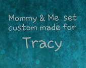 Custom order-Tracy