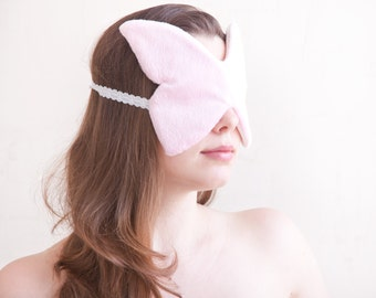 Butterfly Sleep Mask, Pink