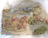 Winnie the Pooh Oven Mitts, Winnie the Pooh Pot Holders, Pot Holders, Pooh Bear