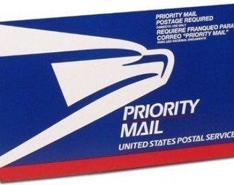 Upgrade to Priority Mail Shipping for orders under 16 oz- DOMESTIC ONLY