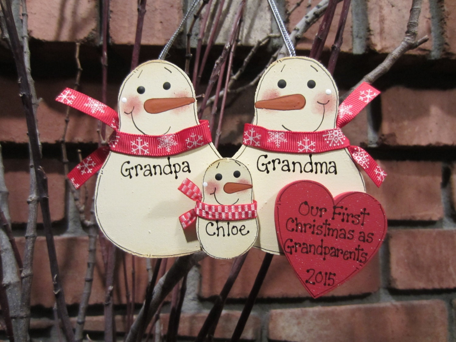 Baby\'s First Christmas Gift Ideas for Grandparents
