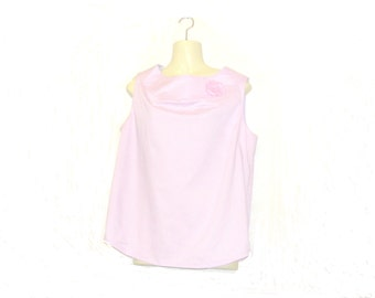 Womens T Shirt, Womens Tops, T Shirts, Tops, Vest Top, Lilic Top, Size 14, Size 12, By Rebeccas Clothes
