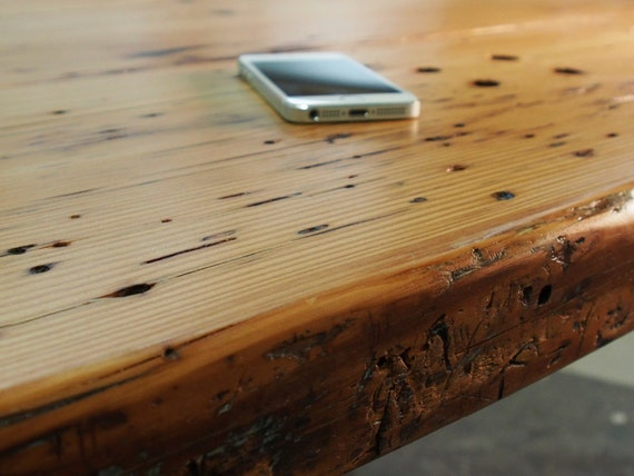 Reclaimed Office Desk custom listing for SarahZ by Perfect45Degree