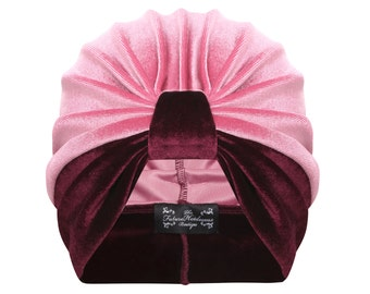 Clara Colour Block in Pink&Purple
