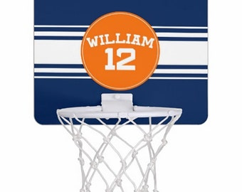 Mini basketball hoop personalized basketball hoop for dorm rooms trash cans office - Basketball hoop garbage can ...