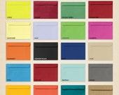 9 x 12 Booklet Envelopes - LUX Collection (50 Qty.)