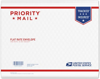 Shipping priority mail