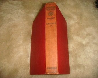 1918 Letters and Miscellanies of Robert Louis Stevenson Letters to Family and Friends Edited by Colvin Vol XXIV