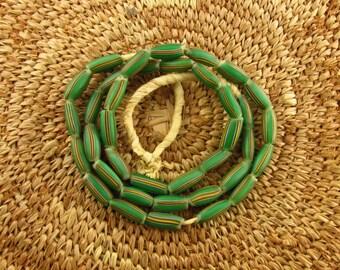 Antique Mixed Venetian Glass Trade Beads