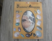 """Paper book """"How to Use Diamond Abrasives to Cut Gemstones""""  by Art Riggle"""