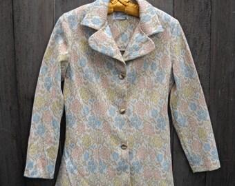 MOVING SALE--Vintage Designer Jacket, Donovan Galvani of Dallas, 1960s, Wonderful, Perfect Condition