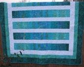Queen Quilt - Sea Breeze 2