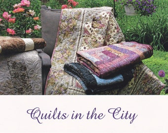 Quilts in the City Custom Quilt