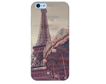 Paris Carousel iPhone 6 case -