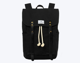 No. 2 - Backpack, Black