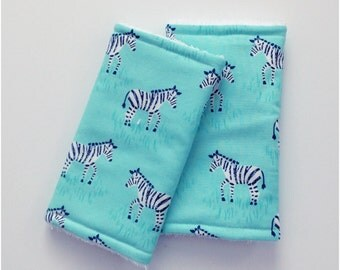 Suckpads for the Baby Carrier Zebra Mint