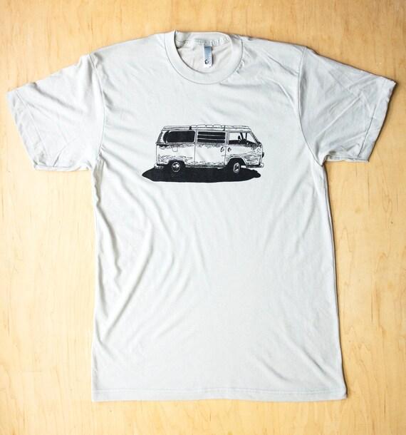 items similar to vw bus t shirt volkswagen van shirt. Black Bedroom Furniture Sets. Home Design Ideas